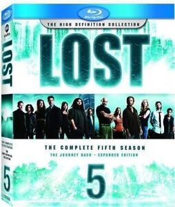 LOST season 5 - PERDUS saison 5 (blu-ray)