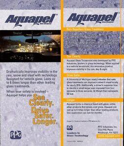 Aquapel Glass Treatment Kit. West Island Greater Montréal image 2
