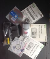 Canon PowerShot S45 complete in box