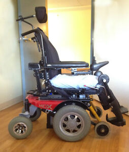 Electric Wheel Chair Williams Lake Cariboo Area image 1