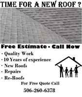 Time for a new roof ?