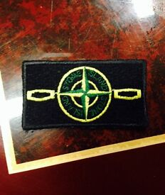 Genuine Stone Island Arm Tag in Good Condition Can Deliver