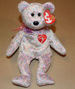 TY Beanie Baby 2001 Signature Bear Mint with Mint Tags Strathcona County Edmonton Area image 1