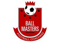 Ball Masters Football Coaching Developing technical skills into the next generation of young players