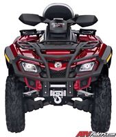 a2010 limited edition can-am outlander 800 max 2up