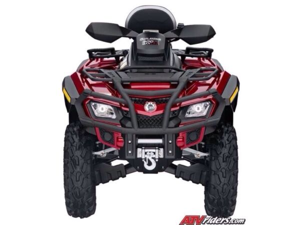 Used 2010 Can-Am outlander max 800R