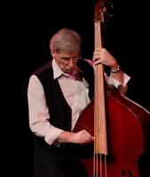 contrebassiste   /   upright bass player