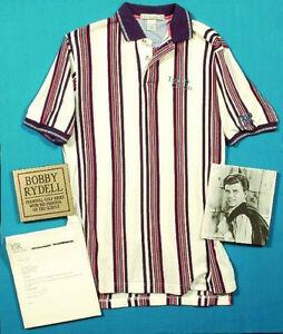 Rare Bobby Rydell 1958 Gillet de Golf collection Dick Clark