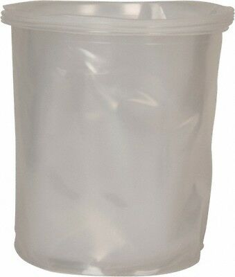 Made In Usa 5 Gallon 15 Mil Thick Ldpe Drum Liner Rigid Smooth Liner