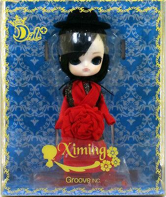 """Jun Planning Groove LD-524 LITTLE DAL XIMING Doll 4.5"""" NIP mini pullip"""