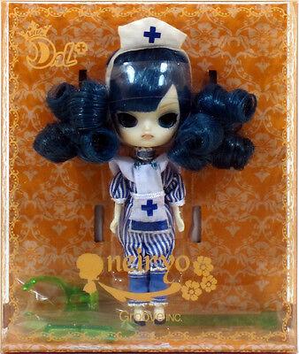 "Jun Planning Groove LD-501 LITTLE DAL NEIRYO Doll 4.5"" NIP mini pullip"