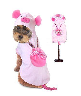 Alta Calidad Perro Disfraz Cerdo Disfraces Vestido Tu - Como De Kostüme