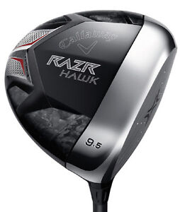 RH CALLAWAY RAZR HAWK DRIVER 13º HT DRAW SENIOR FLEX NEW