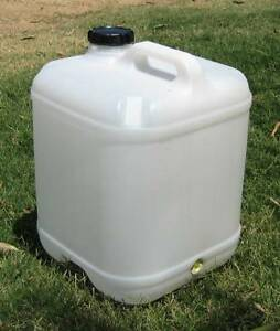 Plastic 20 Litre Drums.. Loira West Tamar Preview