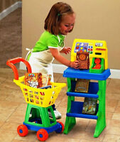 Pretend Play With My Very Own Checkout Set Brand New
