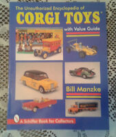 The Unauthorized Encyclopedia of Corgi Toys - Paperback