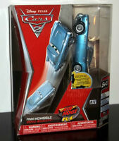 Disney Pixar Cars 2 Finn McMissile Zero Gravity Air Hogs R/C NEW