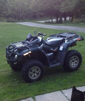 Trade for a Bigger 4wd Quad ?? Not selling