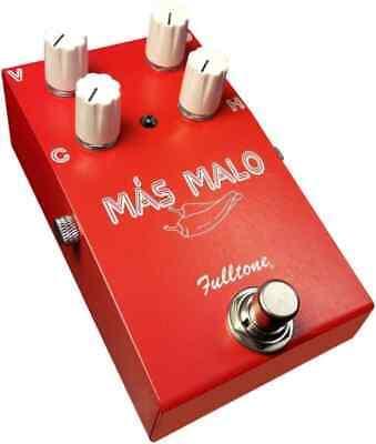 Fulltone Mas Malo - Crunch, Distortion & Fuzz Pedal
