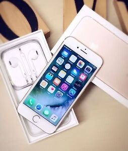 A+ condition iPhone 7 gold 256G UNLOCKED au model in box Calamvale Brisbane South West Preview