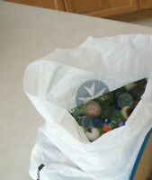 OLD  1970'S  MARBLES  --  100'S OF THEM