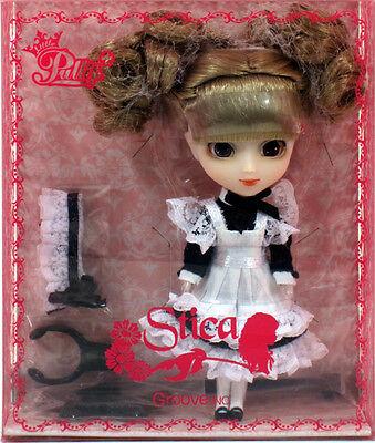 """Jun Planning Groove LP-423 LITTLE PULLIP STICA Doll 4.5"""" NIP mini"""