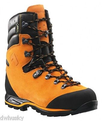 Haix Protector Forest Chainsaw Gore-Tex Boots Class 2 Waterproof Size 9 (43)
