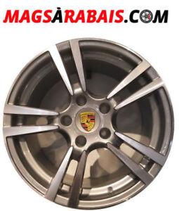 Mags / Roues pour Porsche BOXSTER / CAYMAN / 911 (996 997) 18po
