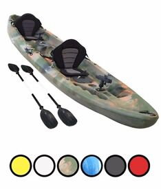 Bluefin Swift Tandem Double fishing Kayak only £400.00