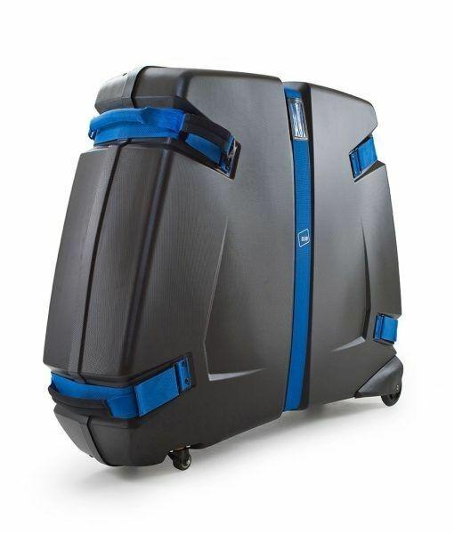 B&W International Bike Box II, Black, 96500 Travel Luggage