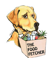 THE FOOD FETCHER - Grocery Shopping & Delivery Service