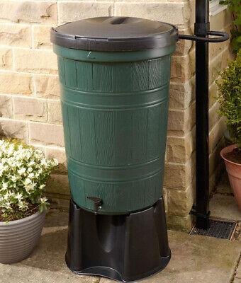 200L Cloudburst Garden Water Butt Kit (Includes stand)
