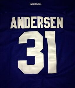 Toronto Maple Leafs Jerseys - Frederik Andersen - new/tags