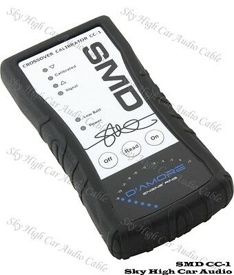 Steve Meade SMD CC-1 Car Audio Amplifier Signal Crossover Calibrator