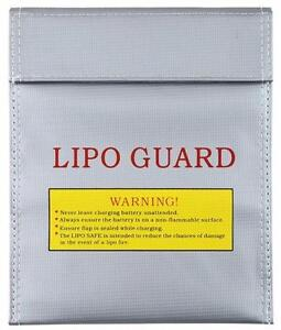Fireproof RC LiPo Battery Safety Bag for sale, ONLY $5