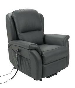 Electric Recliner Lift Chair, Premium Leather, Twin Motors Harrington Park Camden Area Preview