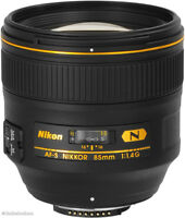 Nikon 85mm f1.4G  THE BEST portrait lens in the world!!