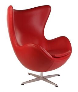 Replica Arne Jacobsen Egg Chair – Red Point Cook Wyndham Area Preview