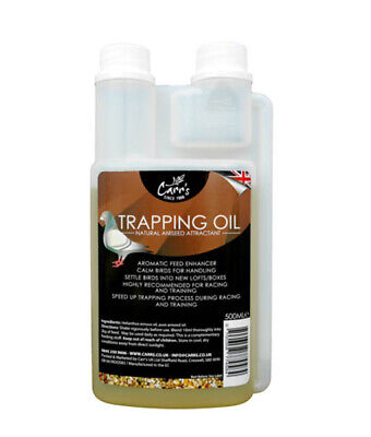Trapping Oil Aniseed, Racing and Training Pigeons - Carrs  Carr's 1000ml 1L