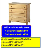 GREAT DEALS ON SOLID WOOD FURNITURE.