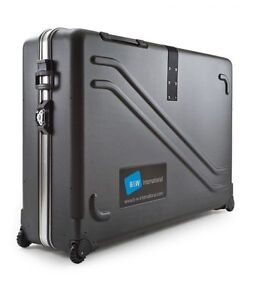 Bring Your Bicycle With You ! B&W Travel Case Rental !