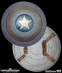 "Captain America ""Stealth"" Shield 1:1 Limited Edition: 250"