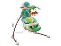 Fisher Price Cradle 'n Swing – Rainforest