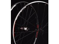 Saturae 700c clincher wheelset. Brand new never been used still in the box.