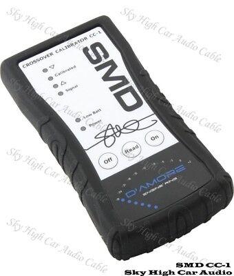 SMD CC1 Steve Meade Crossover Calibrator CC-1 Car Audio Amp Signal Cross Over