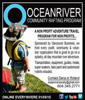 NON PROFIT COMMUNITY RAFTING & CRABBING ORG IS LOOKING FOR SPACE