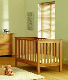 Fiona (Oak) Cot Bed for sale