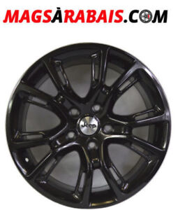 Mags / Roues Jeep 22 pouces DIRECT FIT