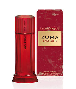 Laura Biagiotti Roma Passione 100ml for Women