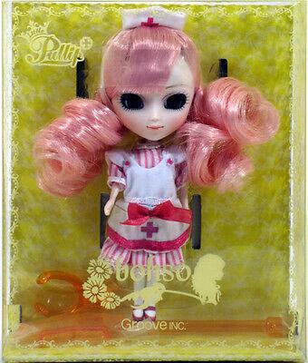 "Jun Planning Groove LP-401 LITTLE PULLIP BOHSO Doll 4.5"" NIP mini"
